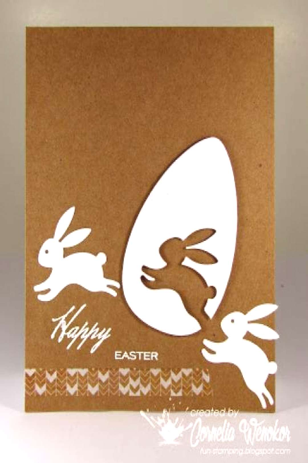 35+ DIY Easter Cards that highlights your sentiments in a warm amp creative tone - Hike n Dip
