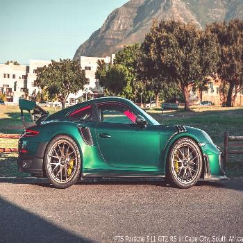 - PTS Porsche 911 GT2 RS in Cape City, South Africa taken by Migael Dannhauser – recent On  - PT