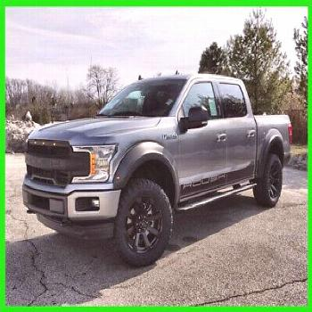 2020 Other Makes F-150 2020 New 5L V8 32V Automatic 4WD Pickup Truck