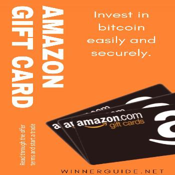 Amazon Gift Cards - Paxful offers safe, simple and secure trading on BTC. Buy ... Amazon Gift Cards