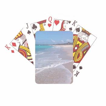 Beach Waves Playing Cards Affiliate