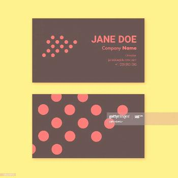 Business Cards Templates Illustration ,