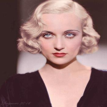 Carole Lombard (born Jane Alice Peters, October 6, 1908 – January 16, 1942) was American film act