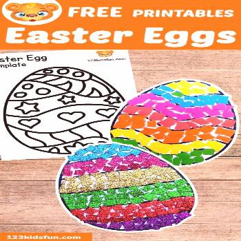 Creative DIY Easter Crafts   123 Kids Fun Apps If you are interesting in DIY Easter Crafts, Easter