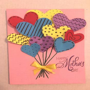 Mothers Day Cards Toddlers Can Make + Toddlers Mothers Day Cards mothers day cards toddlers can mak