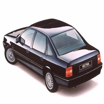 Opel Vectra GLS Diamond Sedan A (1992). cars  luxury  car quotes  living in car  car ride quotes  d