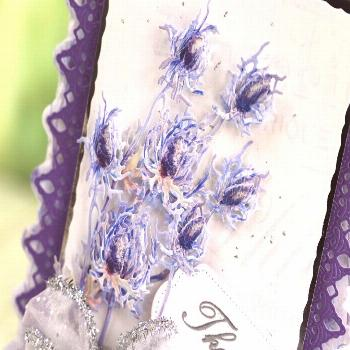 Part of the Favourite Florist Collection by Tattered Lace