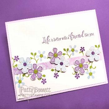 Patty Stamps - Page 2 of 1529 - Patty Bennett, Independent Stampin' Up! Demonstrator since 1995