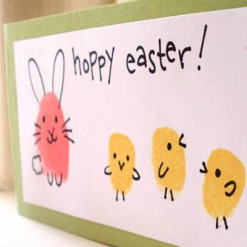 Tinker Easter cards - ideas and instructions Suitable for Easter: a homemade Easter ... - -