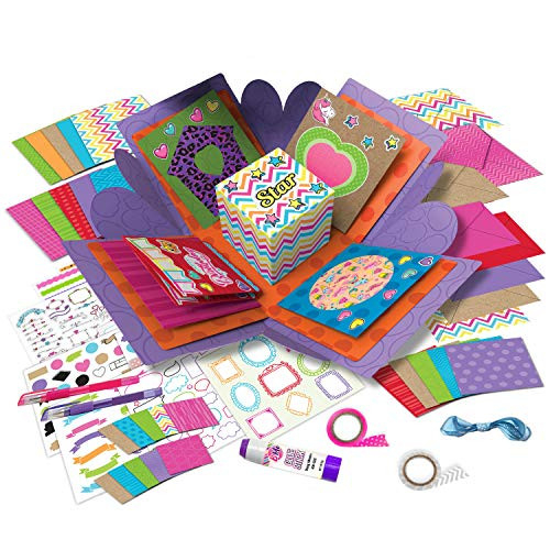 Card Crafting Explosion Arts and Crafts Box- Complete Card