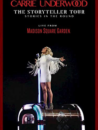 Carrie Underwood - The Storyteller Tour Stories in the