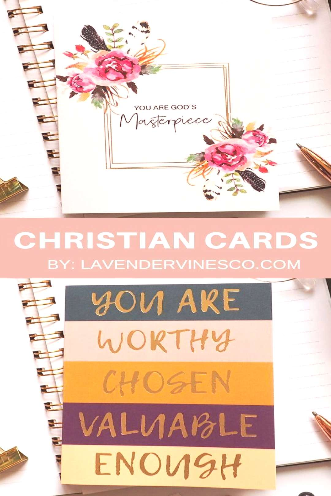 Encouragement Cards Faith-inspired Scripture cards you can use to encourage yourself and others! Sh