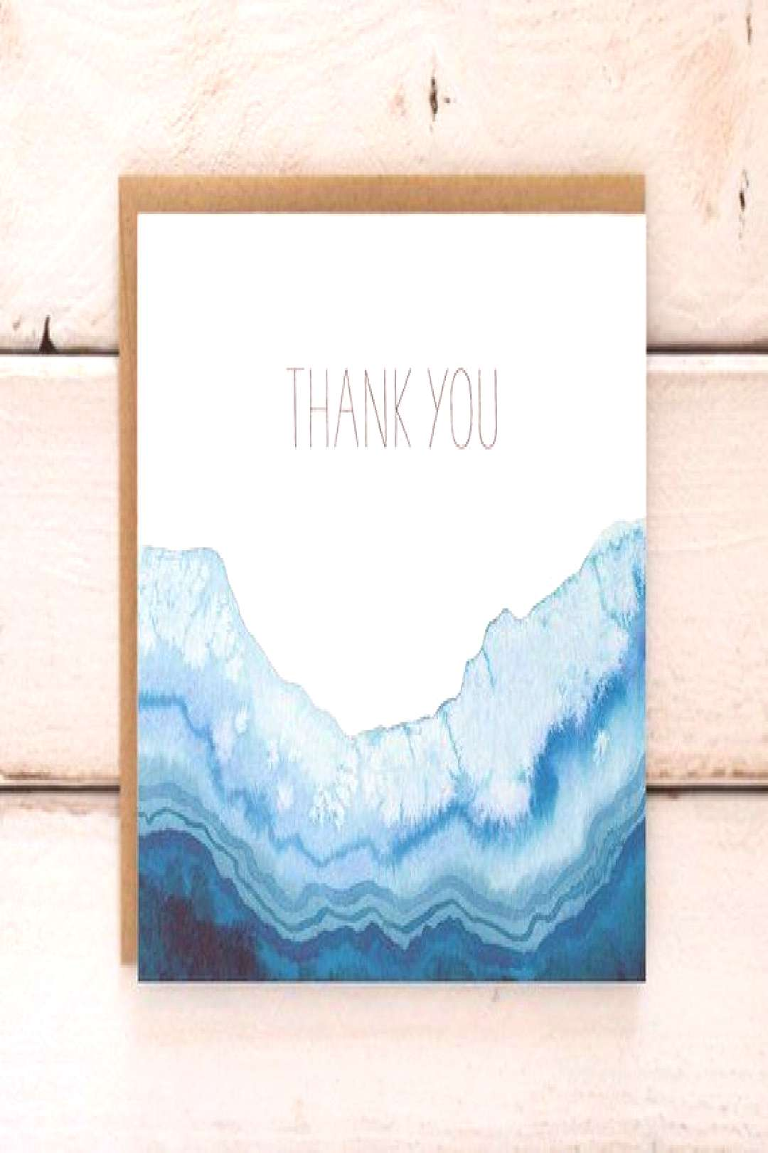 Geode Thank You Cards, Agate Thank You Card Set, Watercolor Cards, Watercolor Thank You Notes... Ge