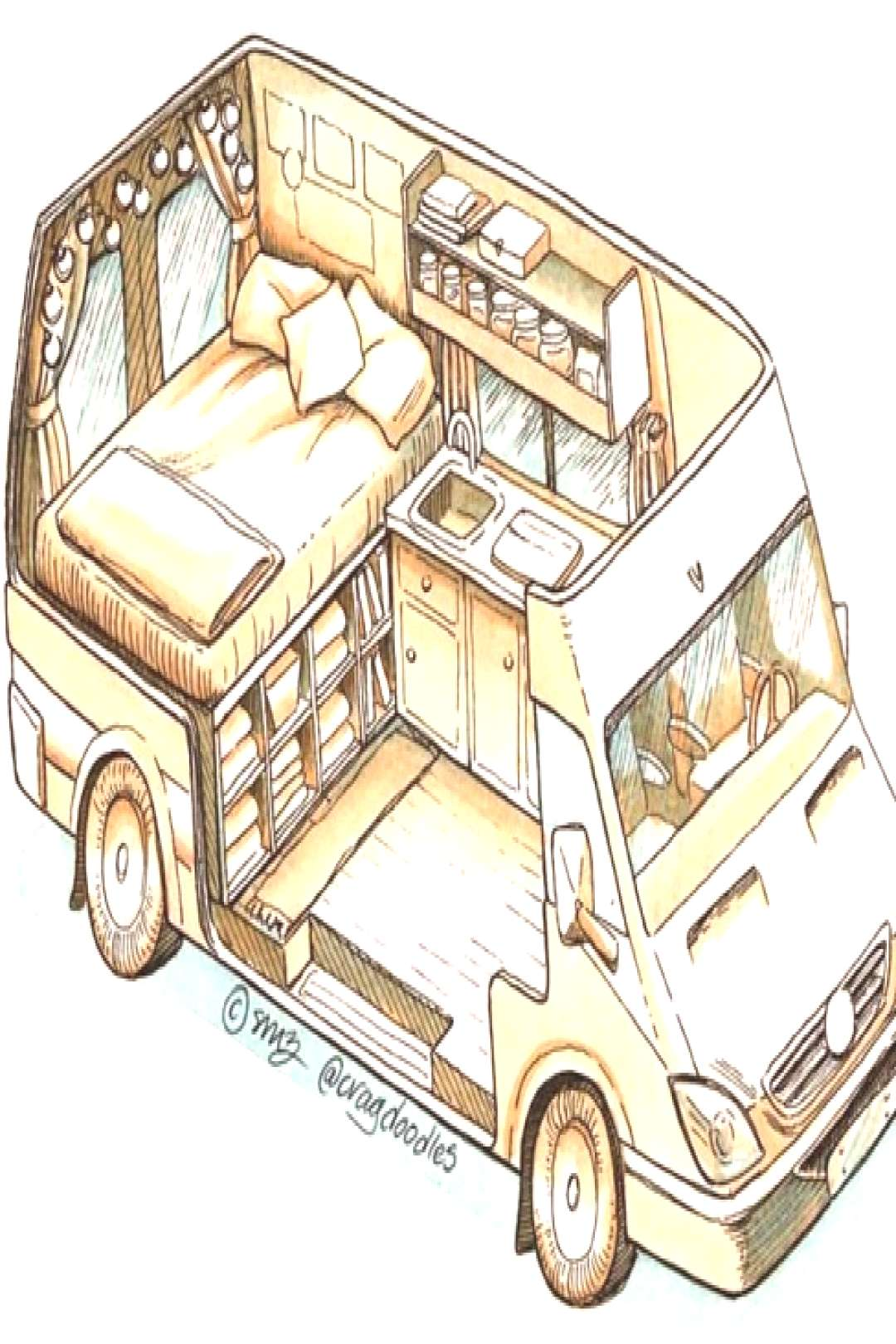 Yes! Travel and tiny homebase in one